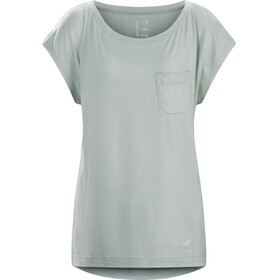 Arc'teryx W's A2B Scoop Neck Shirt Sage